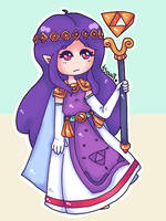 princess hilda by tsaaif