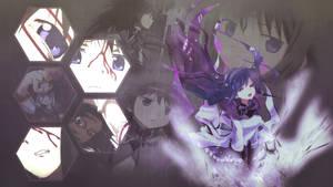 Madoka Magica - Homura Akemi Wallpaper
