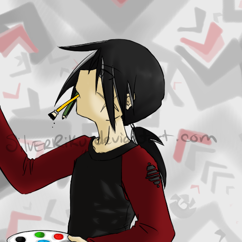 SilverRiku's Profile Picture