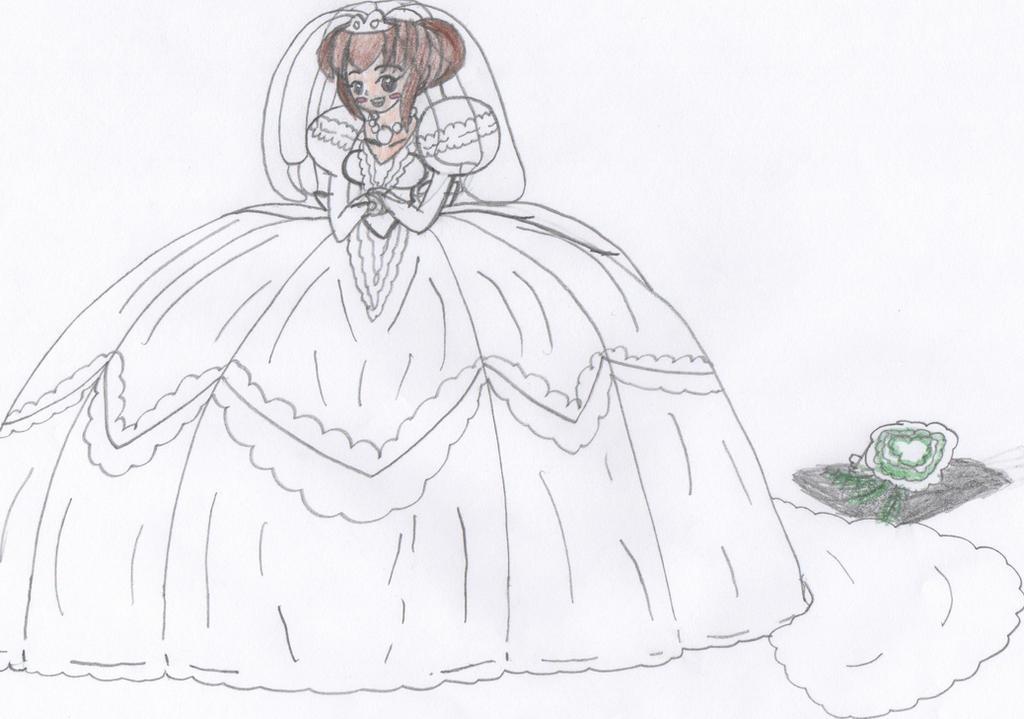 Okashina Futari - Bride by Aquateen510