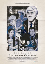 Ghostwatch: Behind the Curtains - Teaser Poster