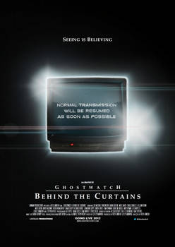 Ghostwatch Behind the Curtains - Theatrical Poster