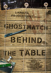 Ghostwatch: Behind the Table poster