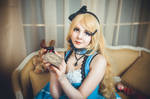 Alice cosplay