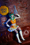 Gumi Megpoid cosplay