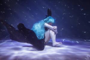 Miku Deep Sea Girl Cosplay