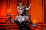 Bowsette Cosplay by Bizarre-Deer