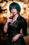 Fubuki cosplay