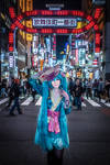 Hatsune Miku Cosplay by Bizarre-Deer