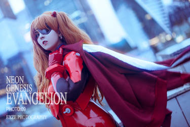 Asuka Cosplay by Bizarre-Deer