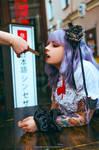 Shidare Hotaru Cosplay