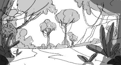 jungle_sketch #1
