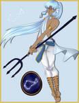 Sailor Piscis Austrinus