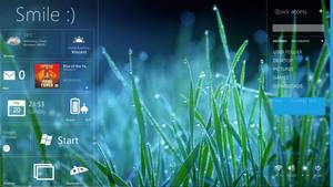 My desktop 2012-05-21 :: Rize of the Fenix