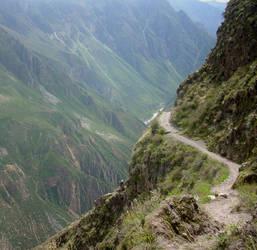 Colca Canyon by praCze