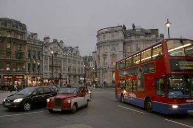 London by praCze