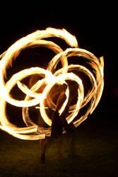 Fire elemental by praCze