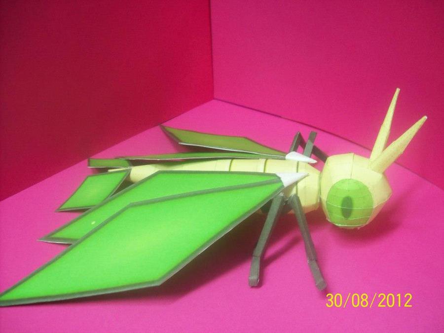 vivbraba papercraft by rafex17