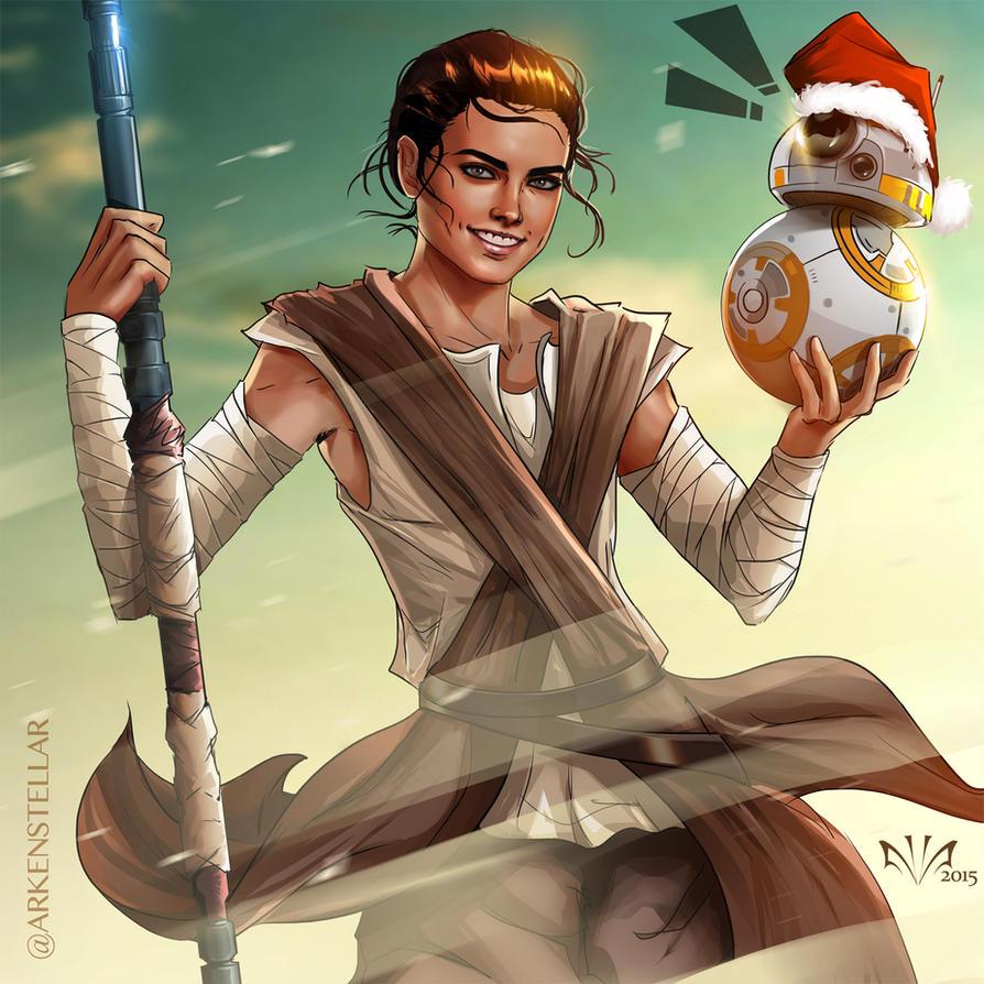 Rey by Arkenstellar
