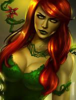 Poison Ivy by Arkenstellar