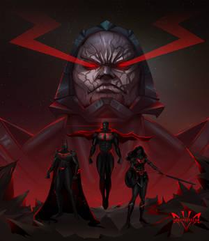 Darkseid s Legacy