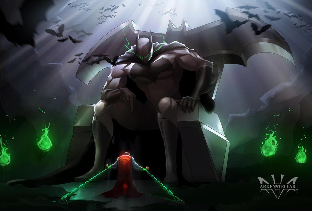The Judge by Arkenstellar
