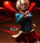 Speed supergirl 4