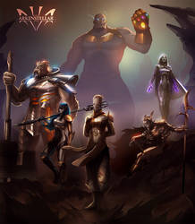 Black Order by Arkenstellar
