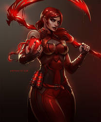 Skarlet Mortal Kombat