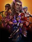 Mortal Kombat Women