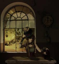 Steampunk by maiaschka