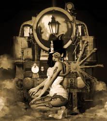 Steamy-lady by maiaschka