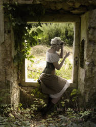 Time to open the door by maiaschka