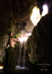 The hidden waterfall by maiaschka