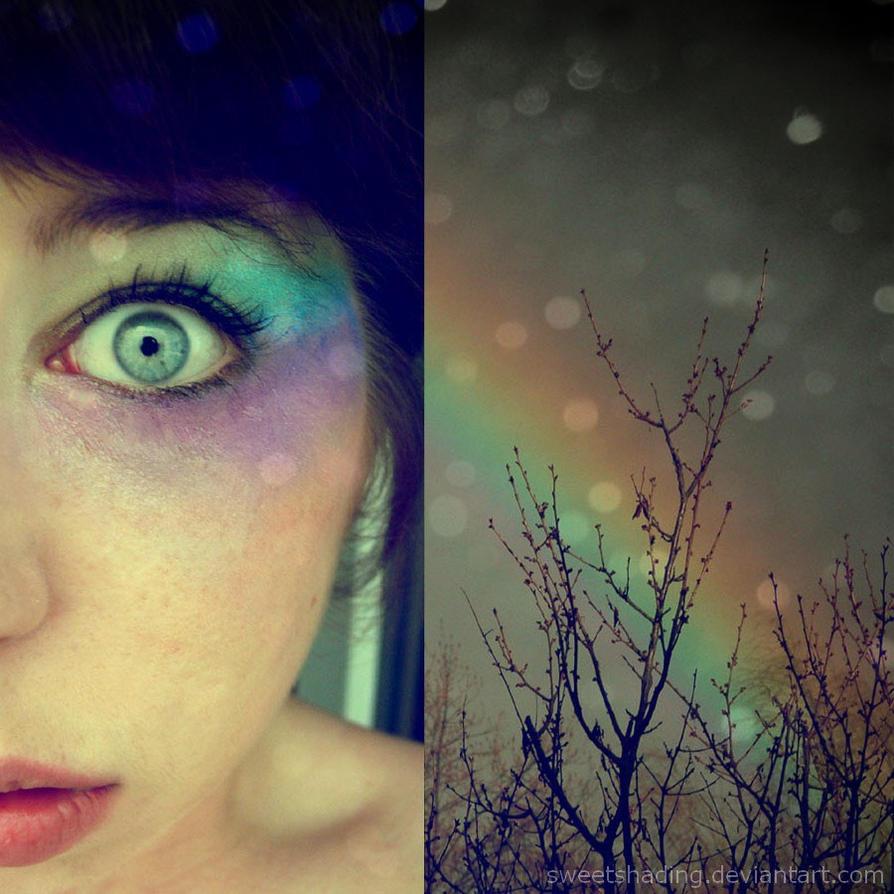 my rainbow by SweetShading