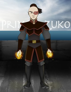 Zuko Season 2 Prince Zuko - S...