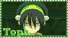 Toph Stamp by avatar-01