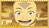 Aang Stamp by avatar-01 by avatar-fan