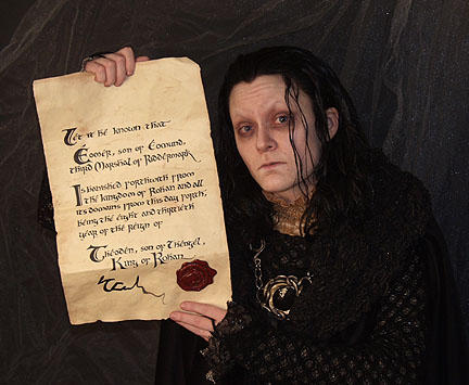 Grima Wormtongue Cosplay II by jacemoore