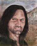 Aragorn Final by vegetanivel2
