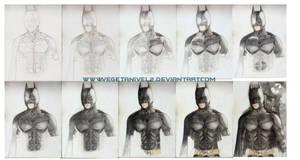 Batman WIP_Paso a paso