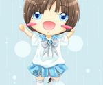 Kissa-chan Blink! by Nienri
