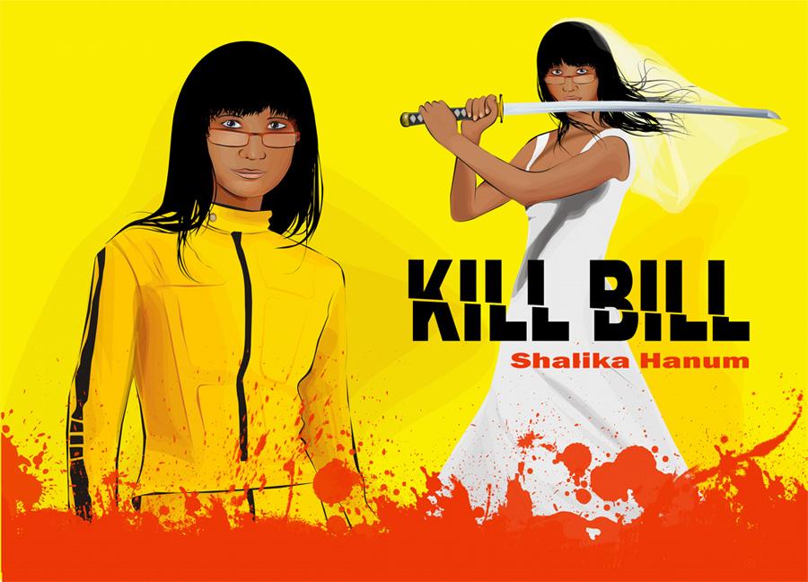 Tugas Vektor- Kill Bill By Kun-bertopeng On DeviantArt