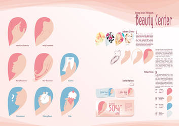 Beauty Center Pictogram by kun-bertopeng