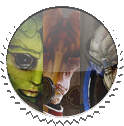 Garrus Mordin Thane friendship by Celestial-moon-fire