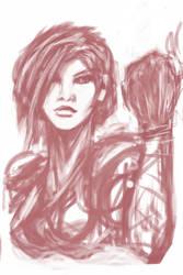 iPhone Sketch 02 by CRSLozada