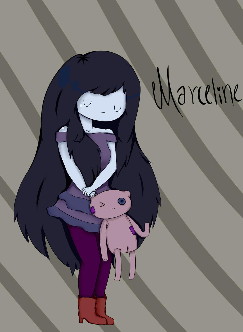Marceline ouo by NekoShii-Chan