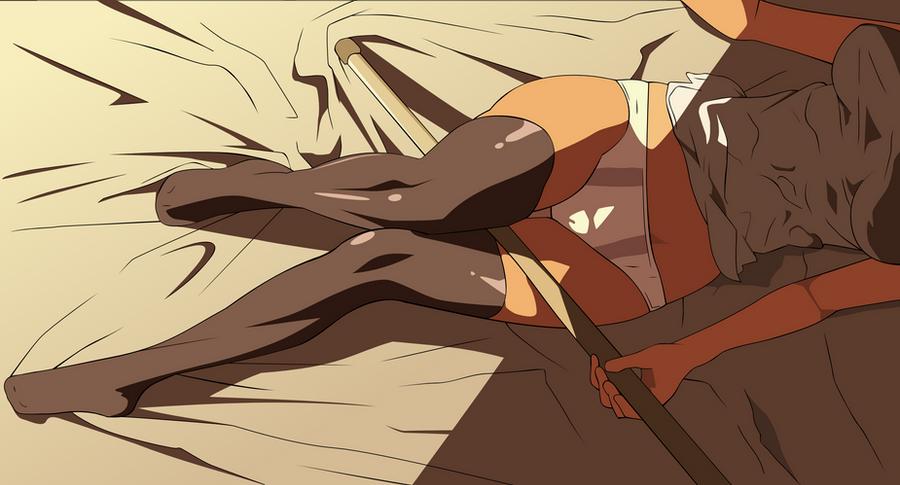 Hotd saeko ecchi cosplay 2 - 5 3