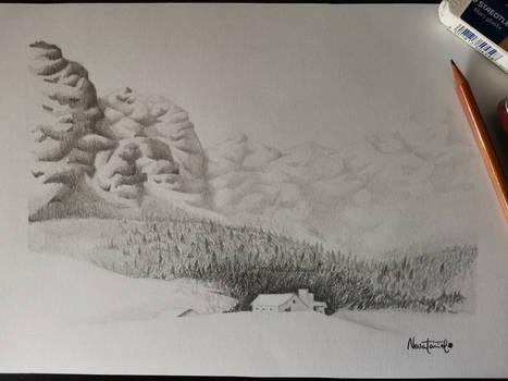 Study - Landscape #3