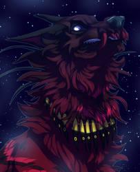 Defying the night by Kryptikarr